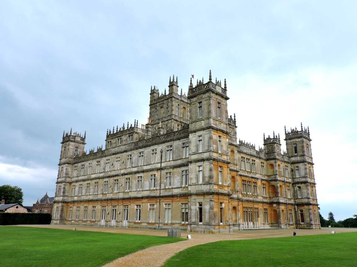 How to visit Highclere castle – the real Downton Abbey
