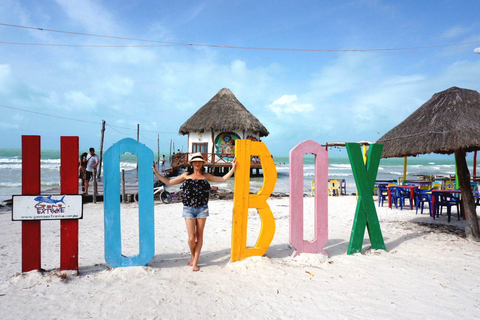 Isla Holbox - a piece of paradise in Mexico - Traveling with Aga